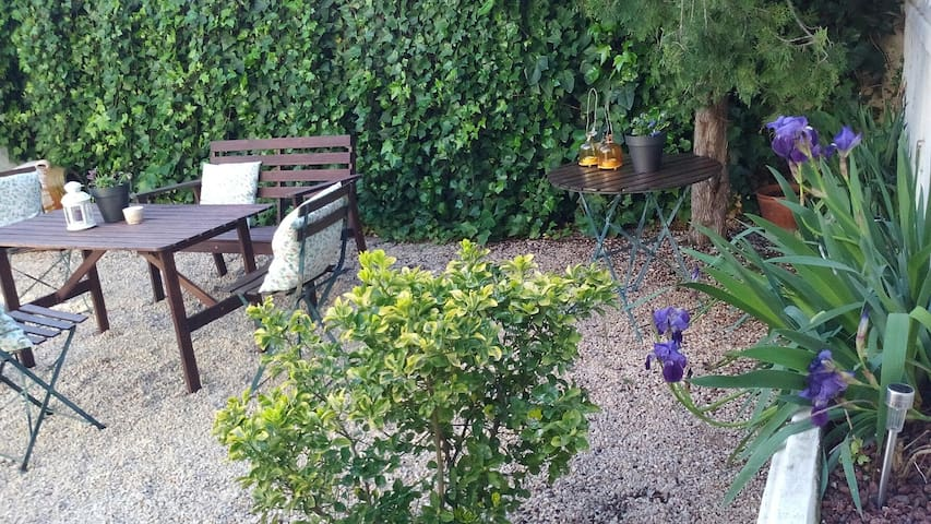 Casa&jardín cerca Delta Ebro - La Galera - 獨棟