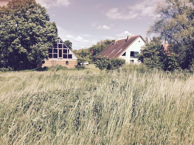 Lehmhaus in idyllischer Lage - Langen Jarchow - Townhouse