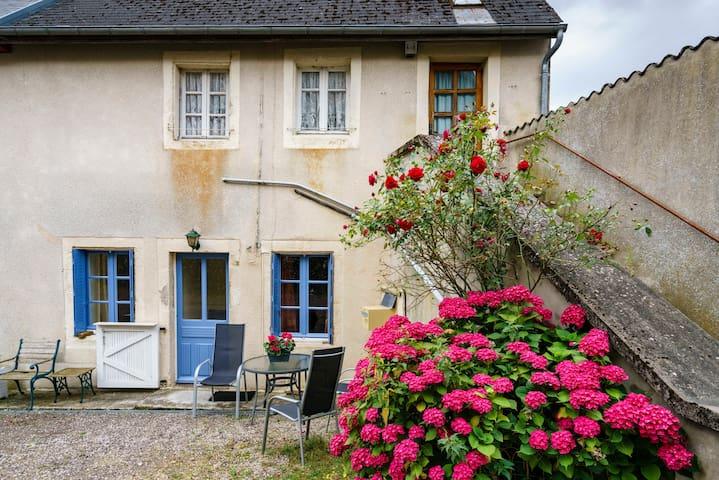 Vakantiehuisje in Saint-Léger-sous-Beuvray - Saint-Léger-sous-Beuvray - Ev