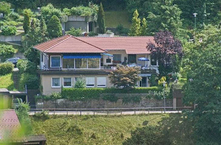 Holiday home with big terrace  - Bad Wildbad - Ev