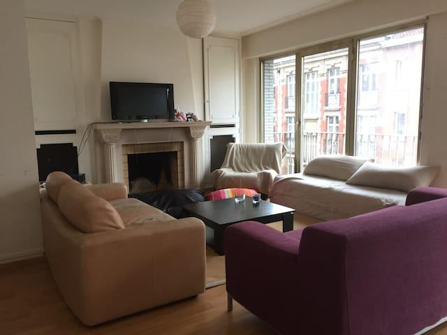Room in the heart of the city of Lille - Lille - Leilighet