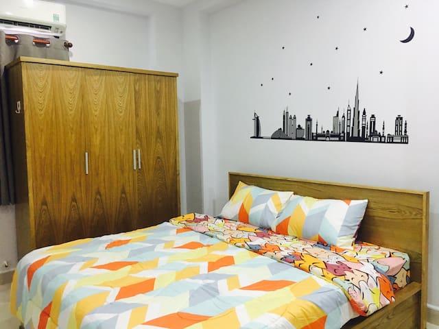COZIE HOME Studio apartment near City Center - Ho Chi Minh City