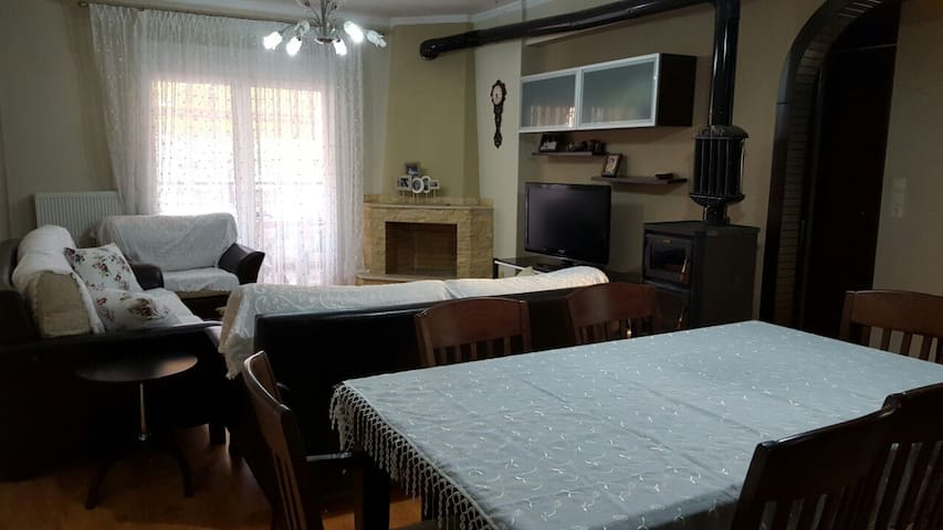 Comfortable apartment in the centre of Xanthi - Xanthi - Appartement