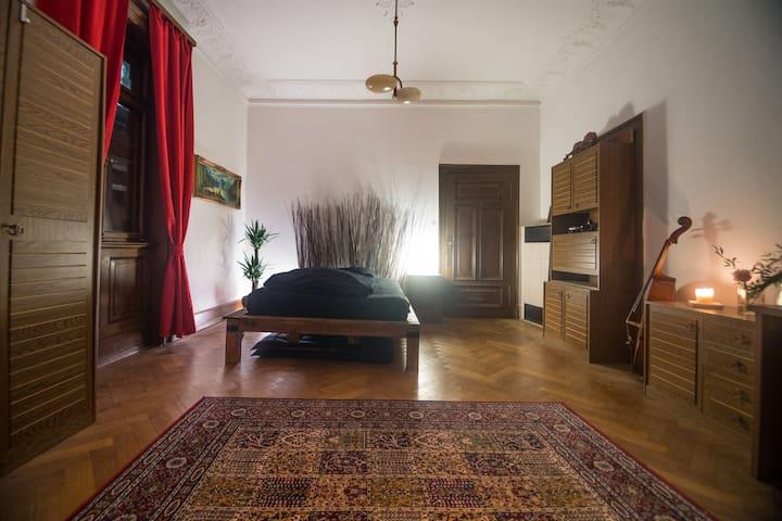 Zentrales herrschaftliches Zimmer - Ludwigsburg - Διαμέρισμα