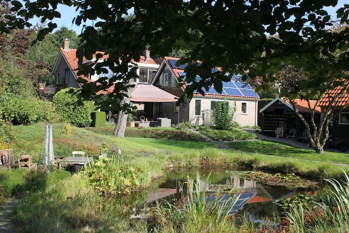 Vakantiewoning Frederiksoord near Giethoorn - Frederiksoord - Bungalov