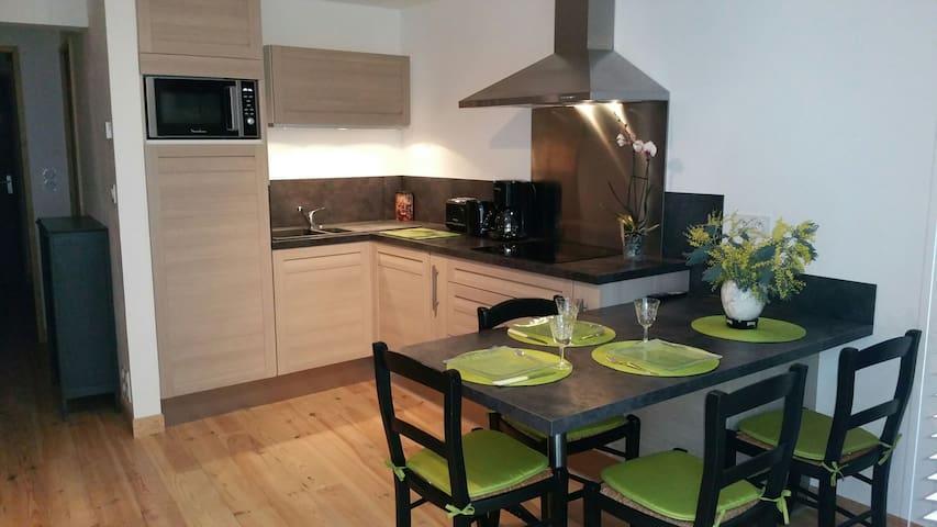 T2 RDC 35m² - Bagnères-de-Bigorre - Appartement