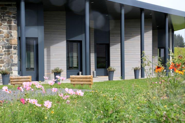 Gîte La Mandra, au sud de l'Auvergne - Saint-Front - Casa