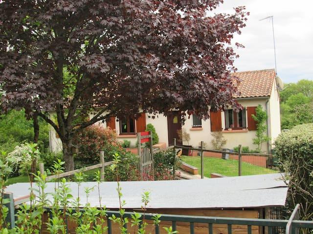 la longeraie voyages - Antigny - Huis