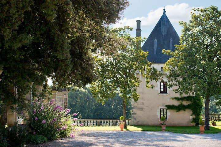 La Tour, Chateau de Charras - Charras - Otros