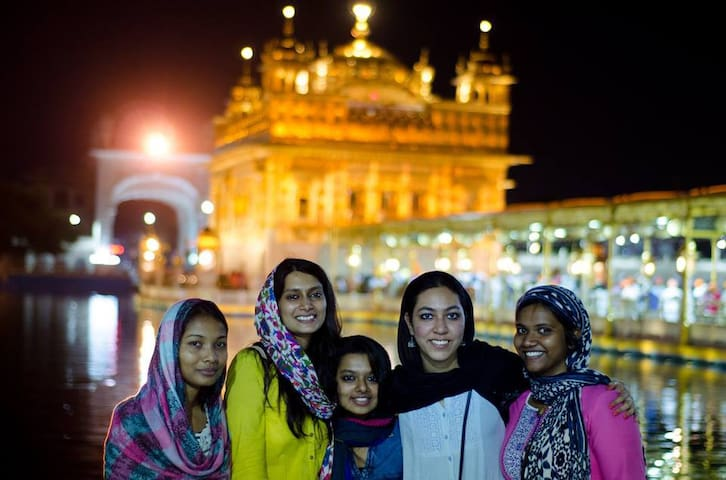 Luxury and Good Times for Your Stay in Amritsar - Amritsar - Bungalo