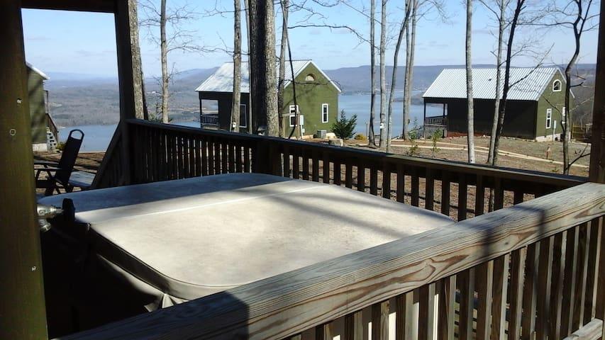 GRANT SUMMIT CABINS- WILDFLOWER CABIN - Bryant