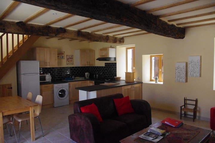Small Family Cottage in Dordogne - Villefranche-de-Lonchat - Дом