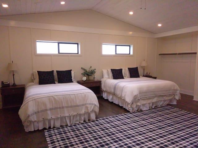 Farm Stay Inn - Knockanure B - Philo - Blockhütte