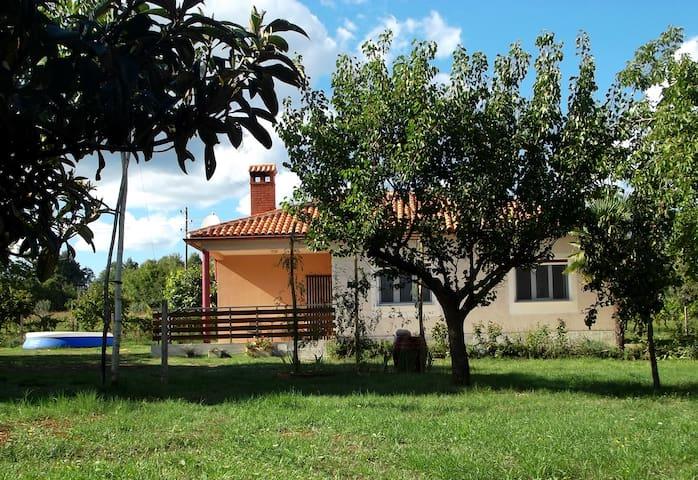 Countryside house Bepina (4+2) - Barban - Huis