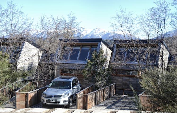 Casas con Jopo 2 - Villa La Angostura