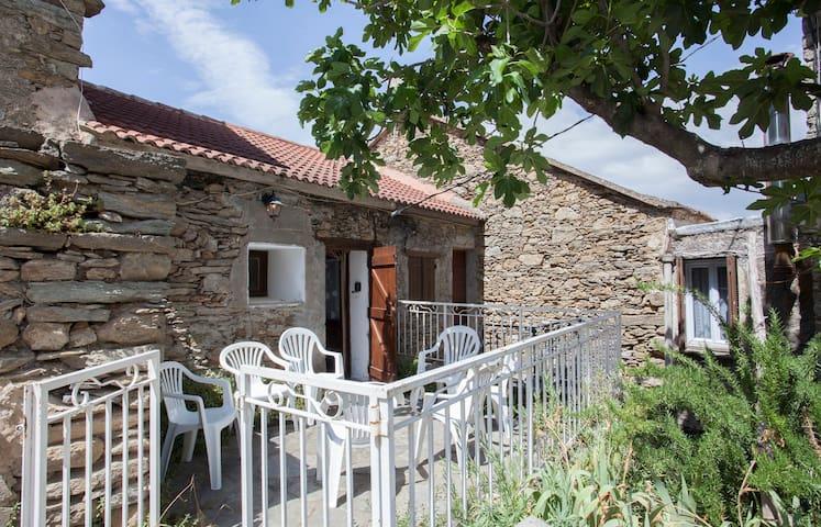 Maison de village traditionnelle - Aiti