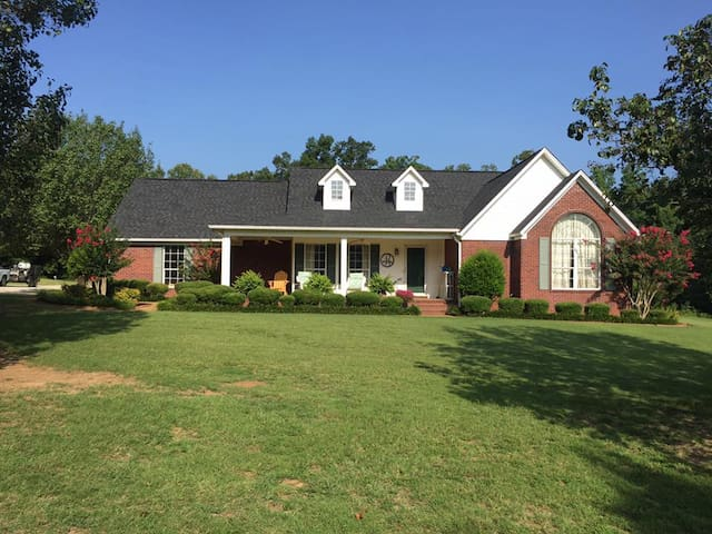 Russell Home - Pontotoc - Hus