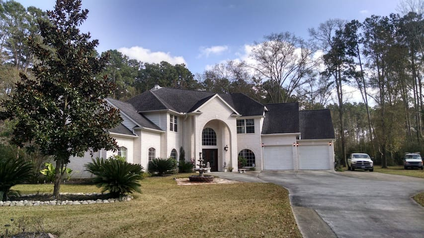 Quiet Getaway in Beautiful Home near The Woodlands - Spring - Casa