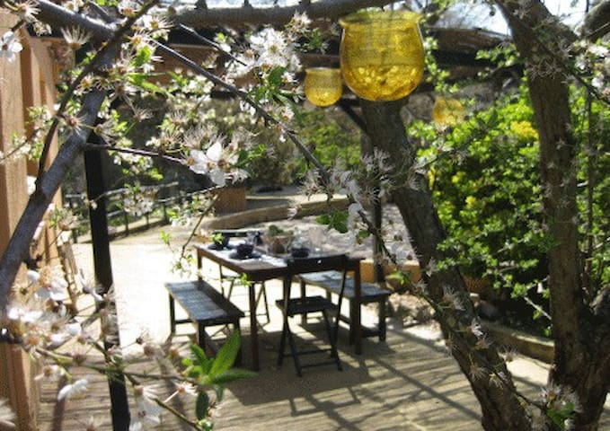 Charming cottage, relax and nature. - Canet de Mar - Ev