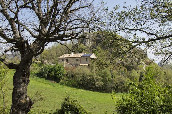 Eco apartment in the heart of Valmarecchia hills - Novafeltria - Appartement