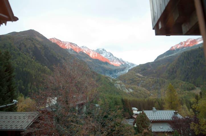 …for those who love mountains.. - Chamonix