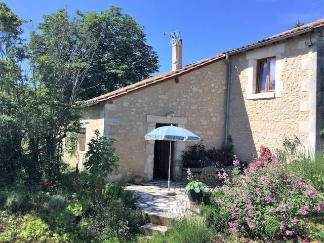 Holiday cottage in Dordogne - Grand-Brassac - Huis