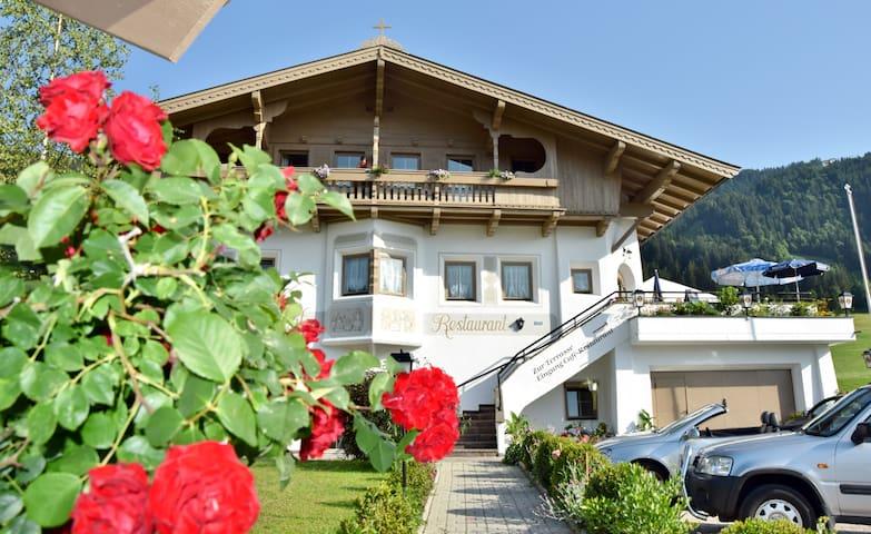 Apartment Niederau for 4-5 Pers. Tyrol Wildschönau - Kitzbühel - Apto. en complejo residencial