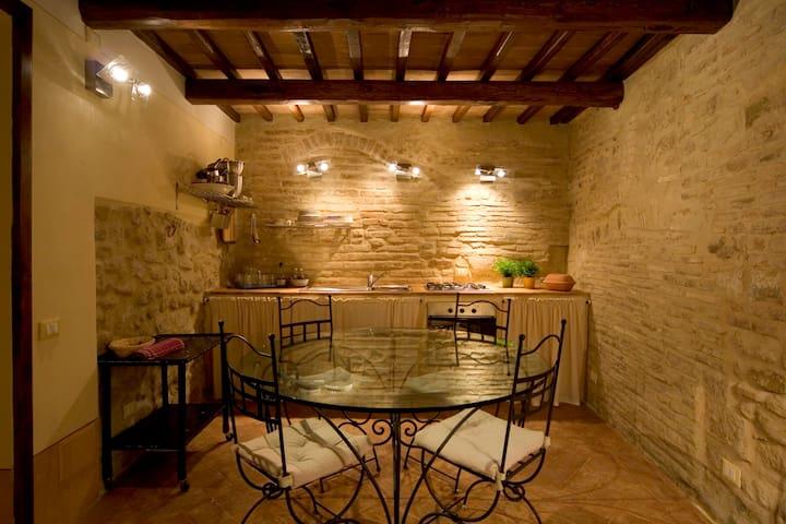 Perugino - Montefalco - Lägenhet
