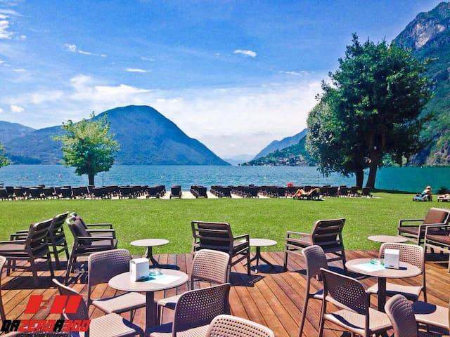 Private room Lugano - 2 min from the lake - Lugano - Leilighet