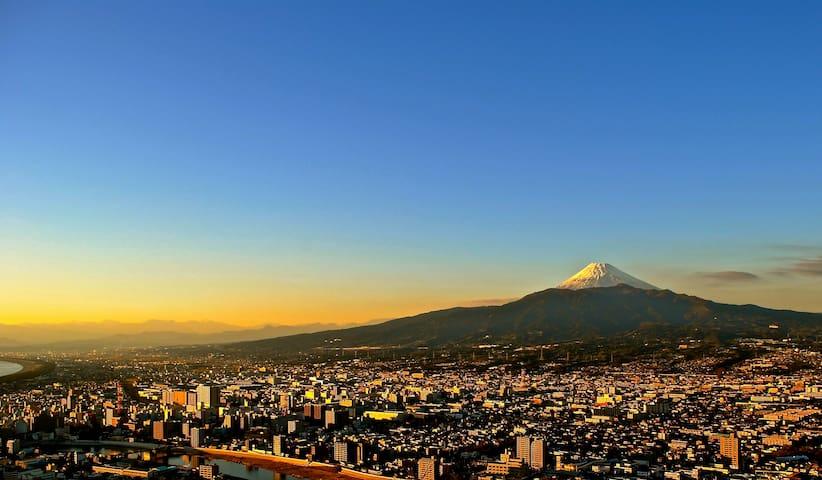 Adventure & Nature! Near Mt. Fuji, Hakone & Izu! - Numazu - Appartement