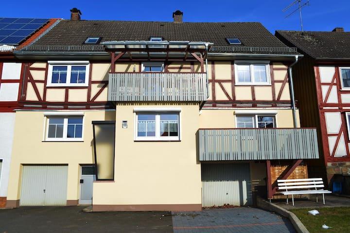 """Romantisches Fachwerkhaus """"Zum Pfieffetal"""" - Spangenberg"""