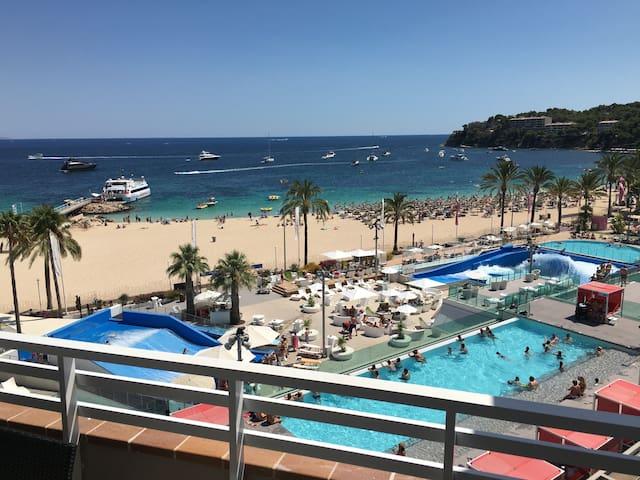 Primera Linea Playa Magaluf - Calvià - Apartemen