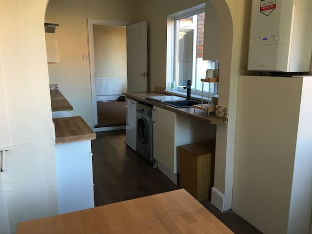 comfy  2double room private house - Cleethorpes - Hus
