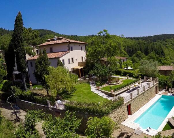 Villa Albizi holiday home Gaiole - Gaiole In Chianti - Villa