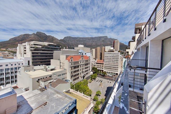 Luxury Inner City Loft with views - Ciudad del Cabo - Departamento