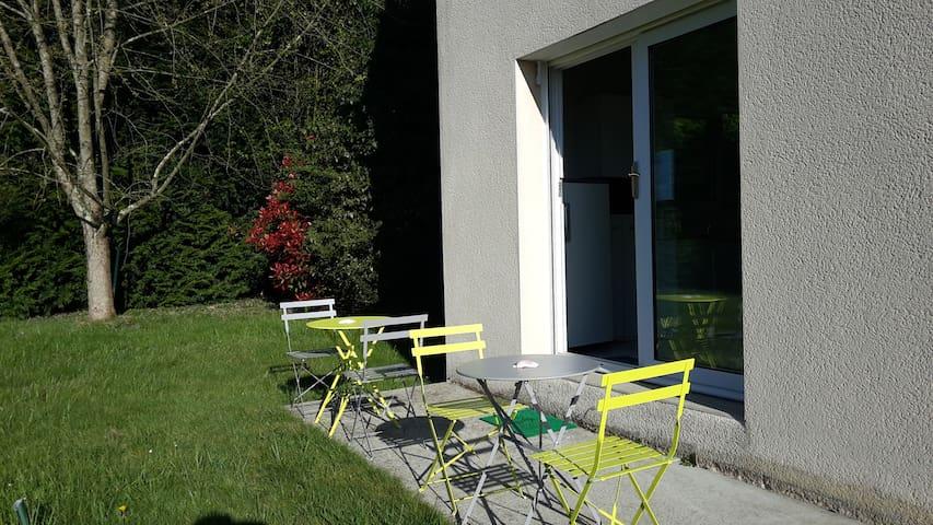 """Appartement """"La Forge"""" 2 delen - Mouazé - Appartement"""