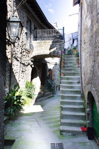 Casa nel Borgo di Rò - Mazzano Romano