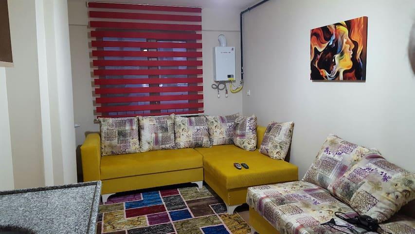 KISA DÖNEM MOBİLYALI KİRALIK - Niğde Merkez - Apartment
