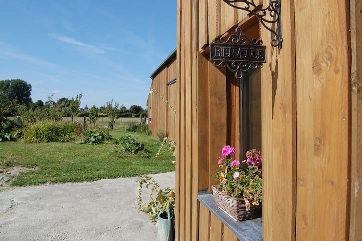 le gite de la ferme du tertre - Villers-au-Tertre - Lägenhet