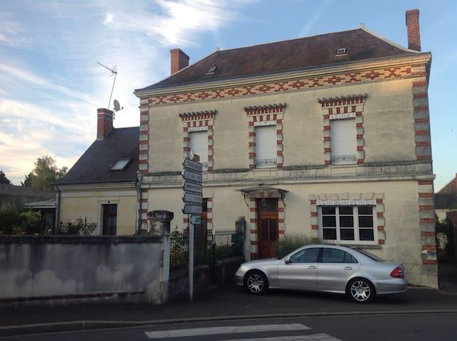 Le Mans Foodies Heaven in Le Loir - Ruillé-sur-Loir - 獨棟