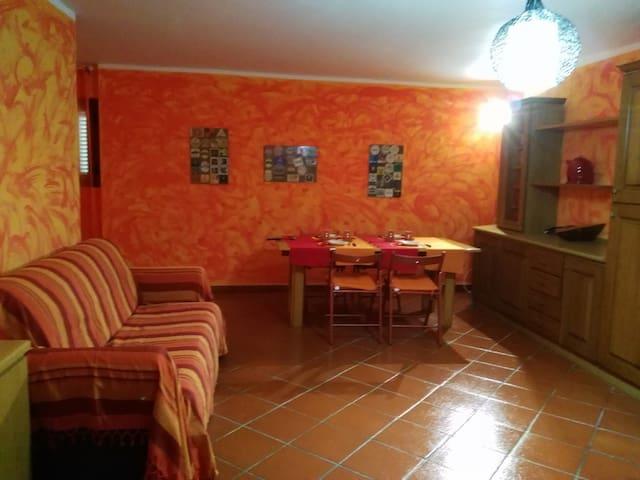 La Taverna di Tito - Stazione Masotti - Appartement