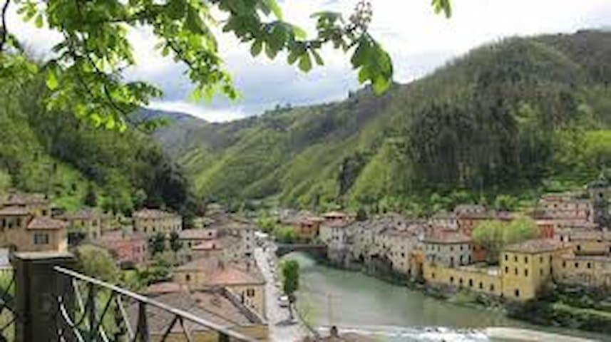 APPARTAMENTO ARANCIO - Bagni di Lucca - Apartmen