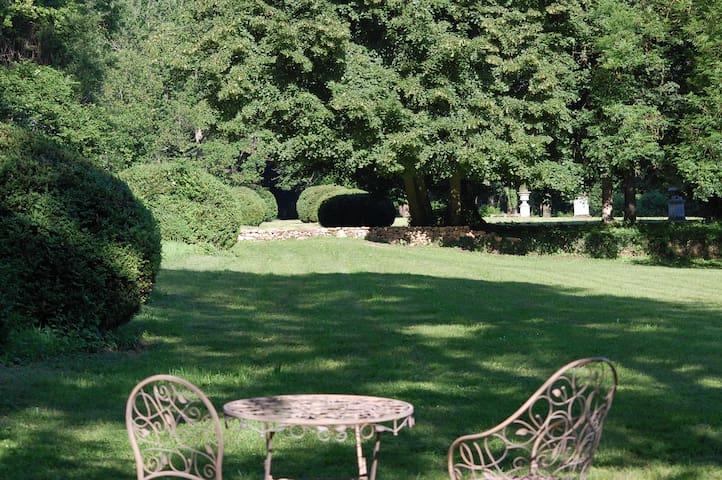 Chambre d'Hôtes au parc historique de Méridon - Chevreuse