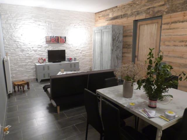 maison de ville entièrement rénové - La Ferté-Bernard