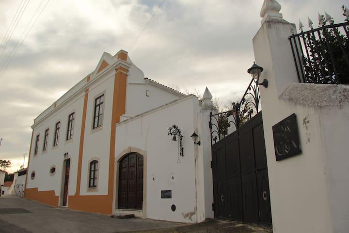 CASA da CERCA (AL 24 662) - Azóia de Baixo - Casa