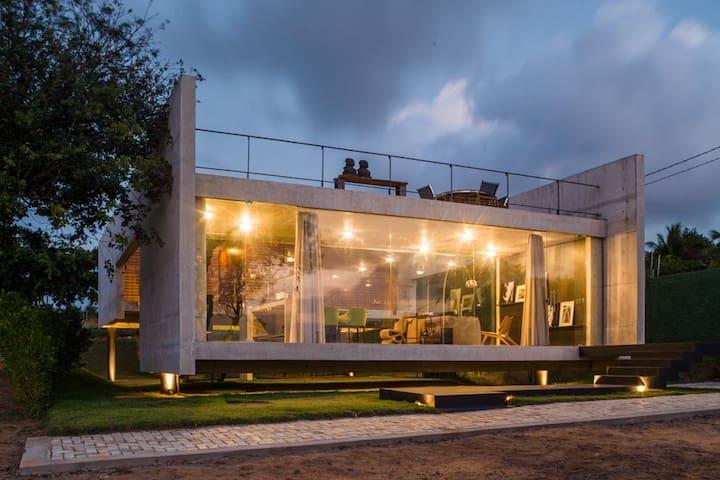 Cool & Design House in Pipa - Tibau do Sul