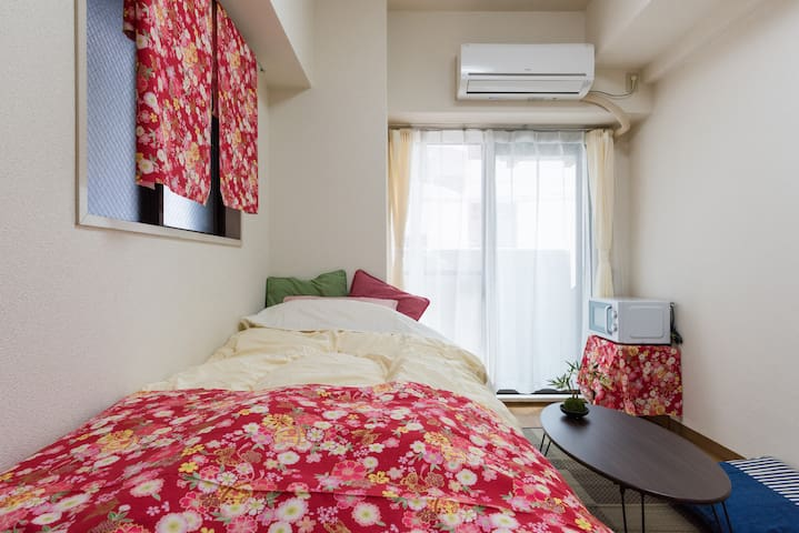 Long stay in japan! - Hiratsuka-shi - Appartement