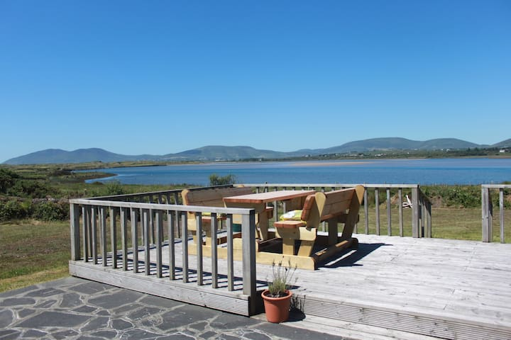Waterville Bay Holiday Cottages - Waterville - Casa