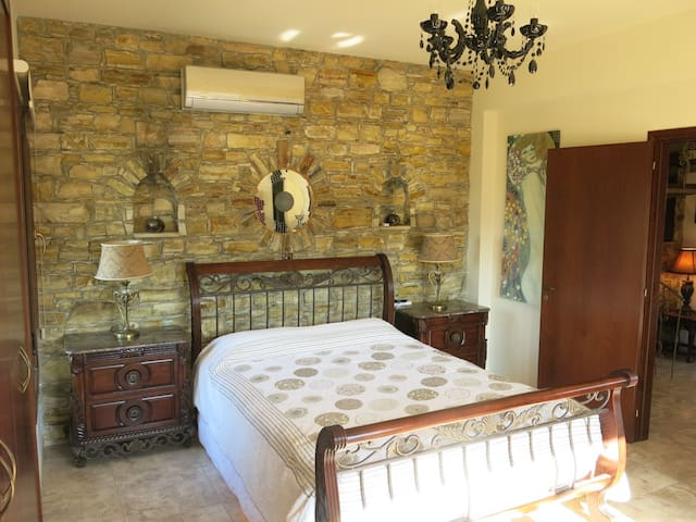 Traditional and Classic Style Stay - Agia Anna