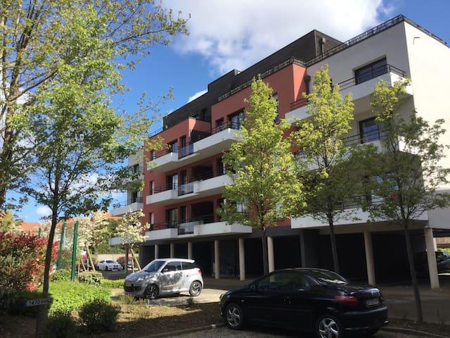 Appartement de standing et terrasse - Saint-Omer - Lägenhet